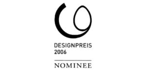 2006, German Design Award, Nominee, Rat für Formgebung