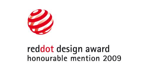 2009, reddot design award