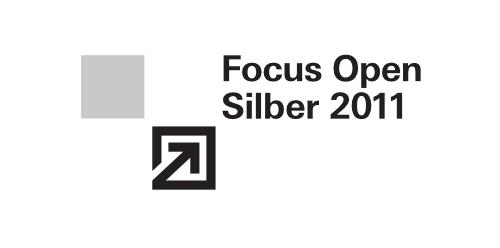 2011, Focus Design Award