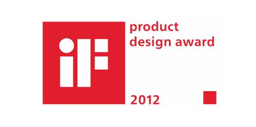 2012, iF product design award