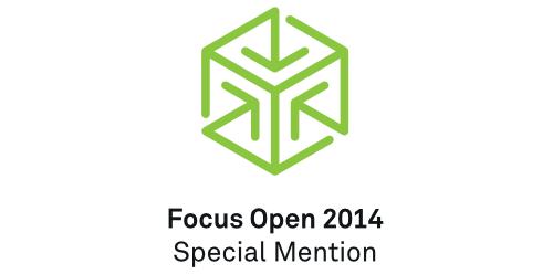 2014, Focus Design Award, Special Mention