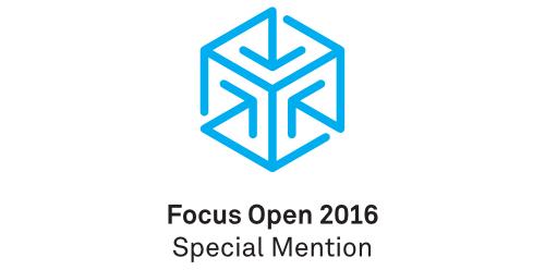 2016, Focus Design Award, Special Mention