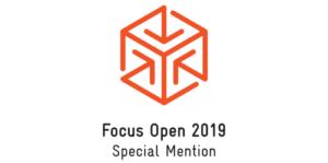 2019, Focus Design Award, Special Mention