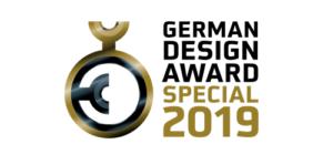 2019, GERMAN DESIGN AWARD, Special