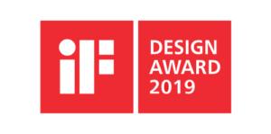 2019, iF DESIGN AWARD