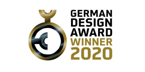 2020, GERMAN DESIGN AWARD, Winner