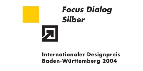 2004 focus design award - Awards