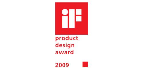 2009 iF design award - Awards