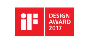 2017 iF design award 300x149 - 2017 iF design award