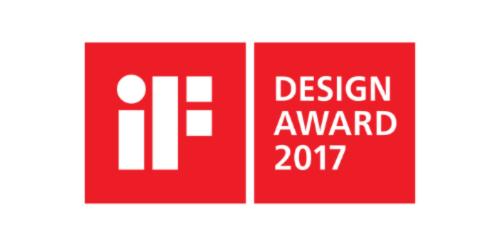 2017 iF design award - Awards