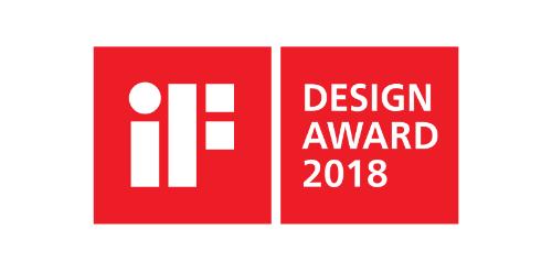2018 iF design award - Awards