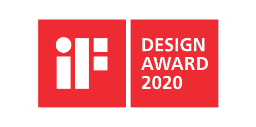 iF award2020 500px - Awards