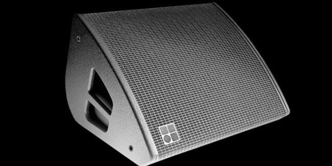 d&b audiotechnik M2 – Monitorbox, SynapsisDesign