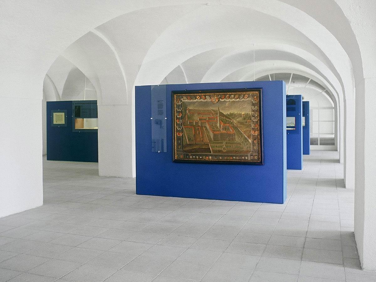 900 Jahre Ochsenhausen – Ausstellungskonzept, SynapsisDesign