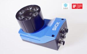 SICK Lector630 – Industriekamera Produktdesign, SynapsisDesign