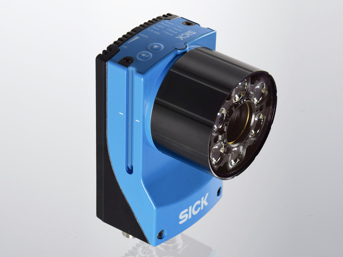 SICK Lector630 – Industriekamera Industriedesign, SynapsisDesign