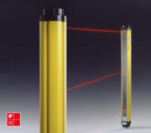 SICK M4000 – Lichtgitter Produktdesign, SynapsisDesign