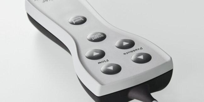 Stryker FloSteady Control – Handbedienung, SynapsisDesign